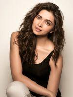 Deepika in Black