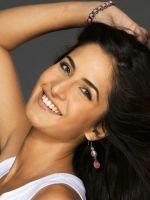 Smiling Katrina