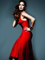 J Lo In Gorgeous Red Dress