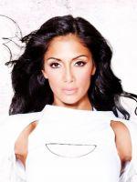 Nicole-Scherzinger in white