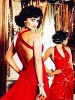 Penelope-Cruz-In-Glamorous-Red-Dress