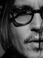 Johnny-Depp-Black-And-White-Portrait