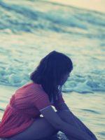 Girl-And-Ocean