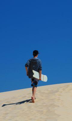 Walk-Up-The-Dunes