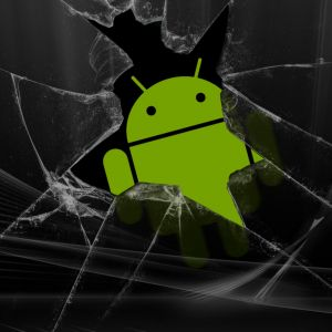 Cool Android Broken