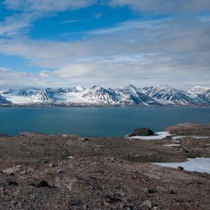 Svalbard Norway Nature Mobile Wallpaper     X