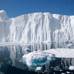 Melting Polar Ice Caps Nature Mobile Wallpaper     X