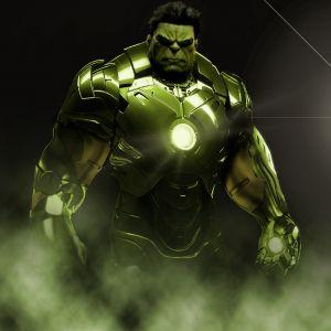 Piccit Iron Hulk