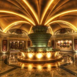 Galaxy S  Wallpaper HD Architecture Hotel In Las Vegas