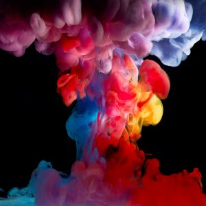 Color Smoke Abstract Google Nexus    Wallpapers