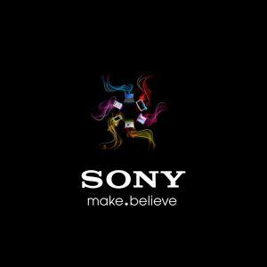 My Sony Xperia Wallpaper Logo Z