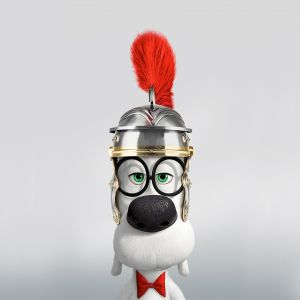 Mr Peabody Sherman Cartoon Mobile Wallpaper     X