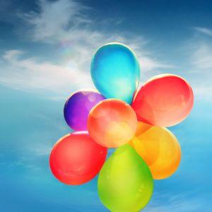My Galaxy S  Wallpaper HD Free Balloons