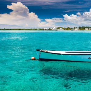 Boat Mauritius Galaxy S  Wallpapers