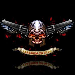 Skull  Gun YfIC JjT