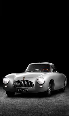 Mercedes Benz Sl Oldtimer