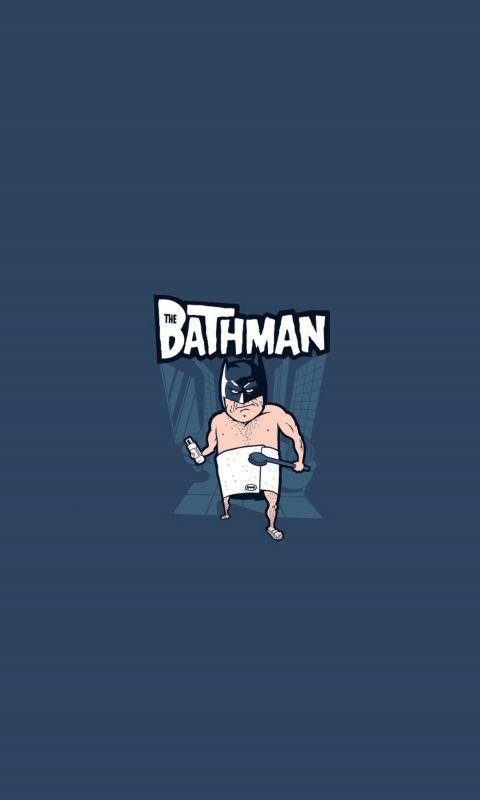 Funny Bathman