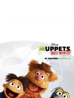 Disney Muppets Most Wanted Android Wallaper           Walter Fozzie Animal Gonzo