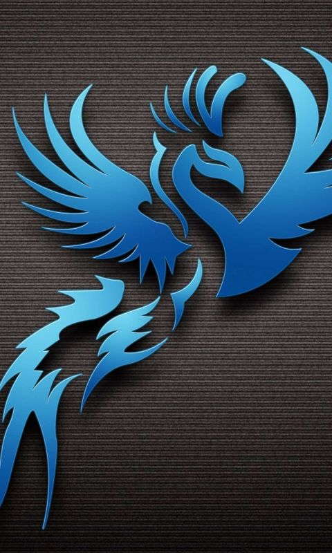 Artistic Peacock Blue