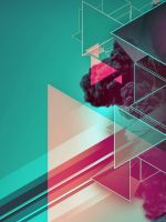 Digital Abstract    X