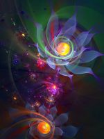 Download Abstract Flowers       Mobile Wallpapers    X