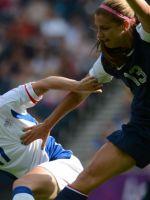Alex Morgan Soccer     X