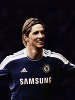Fernando Torres Chelsea Soccer     X