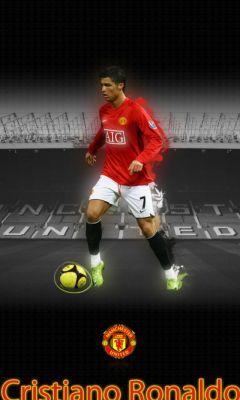 Cristiano Ronaldo Soccer     X