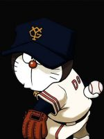 Doraemon Baseball