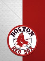 IPhone   Wallpaper Leather Boston RedSox