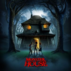 Download Wallpaper Monster House   R T Ibackgroundz Com