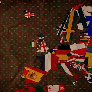 Bits Of Flags Wallpaper