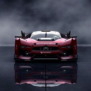 Full View And Download Citroen Gt Race Car Wallpaper Cars Photo Citroen Wallpapers