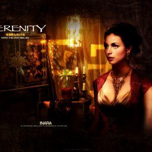 Morena Baccarin Serenity Movie Poster HD Wallpaper Vvallpaper Net