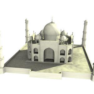 Download Taj Mahal Wallpaper