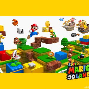 Super Mario Bros  D Landout Today  Super Mario  D Land And Wallpapers    Ds News Ved Js T