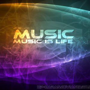 Music   Wallpaper By Xp Karan