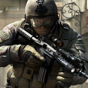 Socom Confrontation HD Games Desktop Background