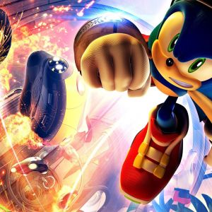 Sonic Riders Game Wallpapers