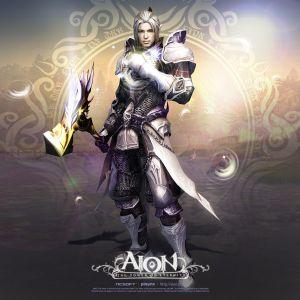 Aion Game Wallpaper