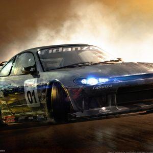 Wallpaper Race Driver Grid