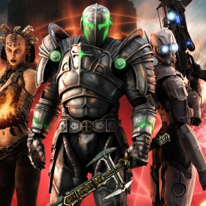Hellgate London Games Wallpapers