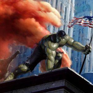 Wallpaper The Incredible Hulk