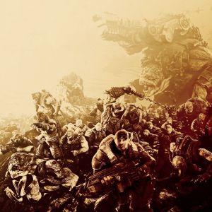 War Gears Games Wallpaper