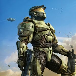 Wallpaper Halo Wars        X