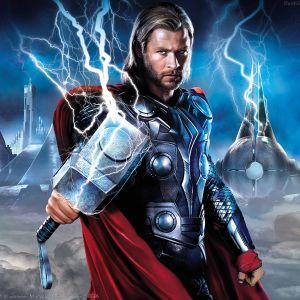 Thor God Of Thunder Game Wallpaper Normal
