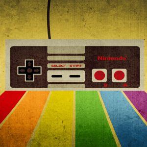 Nintendo Retro Gaming HD