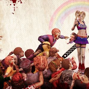 Games Lollipop Chainsaw Zombie Game Hd Wallpaper Desktop Lollipop Chainsaw Zombie Game
