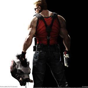 Duke Nukem Forever Video Games Wallpaper