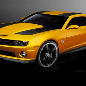 Car Wallpaper Yellow In Color